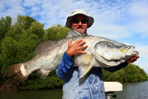 Carpentaria Barra & Sport Fishing Charters image - Barramundi